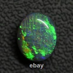 3.00 cts Australian Solid Opal, Solid Gem Stone, Lightning Ridge