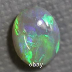 Australian L/Ridge Solid Semi Black Opals Cabochon stone 1.75cts