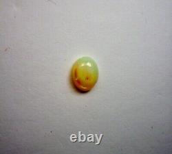 Beautiful Aust. 8x6 MM Mintabi. 99 Ct. Solid Crystal Opal