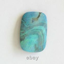 Boulder opal 13.08ct 22 x 14.8mm Australian opal natural solid loose unset stone