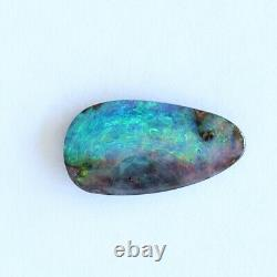 Boulder opal 2.30ct 14.9 x 7.8mm Australian opal natural solid loose unset stone