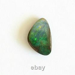 Boulder opal 2.96ct 11.9 x 7.6mm Australian opal natural solid stone Winton