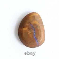 Boulder opal 4.87ct 14.8 x 11mm Australian opal natural solid loose stone