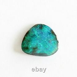 Boulder opal 5.14ct 13.7 x 12mm Australian opal natural solid loose unset stone