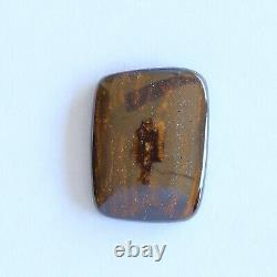 Boulder opal 7.59ct 15.7 x 11.8mm Australian opal natural solid loose stone