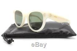 Celine CL40003I 40003I Sunglasses Opal Ivory White 21N Authentic 48mm