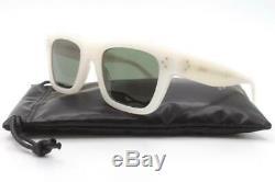 Celine CL40009 40009I Sunglasses Opal White 21N Authentic 51mm