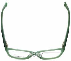 Emporio Armani Designer Reading Glasses EA3004-5085-50 in Aqua Green Opal 50mm