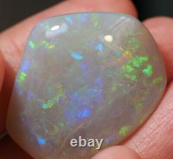 Large Australian Coober Pedy Solid Opal 43.6 ct