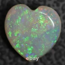 0.93 Opal Cabochon, Australian Solid Cut Loose Stone South Australia