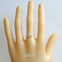 1.96ct Opale Australienne 9,8 X 8.07mm Cristal Clair Massif Naturel Opale Pierre Lâche