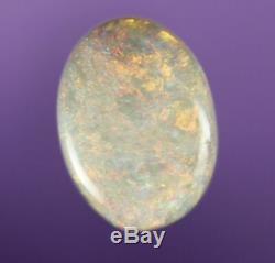 1.9ct Plein De Vie Rouge Vert Flashy Lightning Ridge Solid Black Opal Gem A299