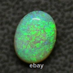 2.36 Cts Opal Lightning Ridge Australian Solid Stone Crystal