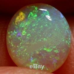 Atc6389 Opal Crystal Opal Vert Citron Vert Éclatant