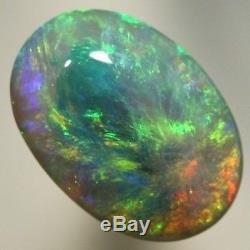 Atce0213 Solid Semi Black Opal Orange À Vert Voir VID