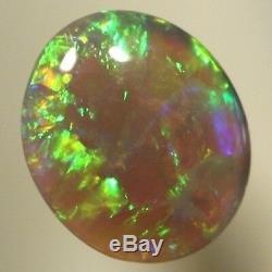 Atcf6018b Solid Crystal Opal Le Plus Brillant Or Vert