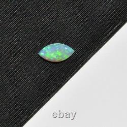 Australian Opal 0.96 CM 12x6mm Natural Light Solid Opal Marquis Forme Coober Pedict