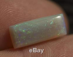 Australian Opal Naturel Solide Cristal Anneau De Coupe Pendentif Pierre Vert Digger Opale