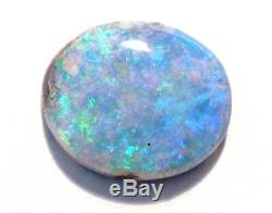 Australien Queensland Boulder Cristal Opale Cristal Taillé Massif (2930)