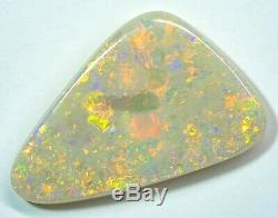 Big 18,65 Ct Lumière Opal Joyau Solide Lightning Ridge Natural Lob150120