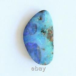 Boulder Opal 11.85ct 25 X 14mm Opal Opal Naturel Solide Non Serti Pierre Non Sertie