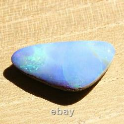 Boulder Opal 14.87ct 28,9 X 15mm Opal Opal Naturel Solide Non Serti Pierre