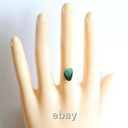 Boulder Opal 2.96ct 11,9 X 7.6mm Opal Australien Pierre Solide Naturelle Winton