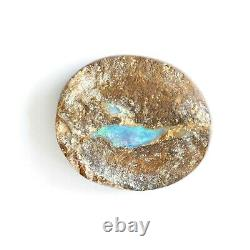 Boulder Opal 36.51ct 27,7 X 22,8mm Opal Extraterrestre Extraterrestre Extraterrestre