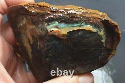 Boulder Opal Rough Yowah Nut Solid Qld Natural Lapidary Specimen 771 Gramme