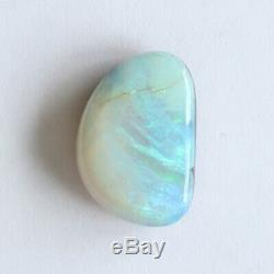 Boulder Opale 17.79ct 21 X 14mm Massif Naturel Opale Australienne Pierre Lâche Unset