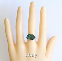 Boulder Opale 5.88ct 16 X 10.7mm Australien Opal Naturel Pierre Lâche