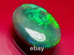 Bright Sparking Pretty Colour Pattern Solid Black Crystal Opal 4.05 Carat Bright Sparking Pretty Colour Pattern Solid Black Crystal Opal 4.05 Carat Bright Sparking Pretty Colour Pattern Solid Black Crystal Opal 4.05 Carat Bright Spark