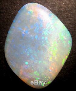 Cristal De Coedy Australien Translucide Pedy Opale Pierre Taillée Massive 31x25mm (1723)