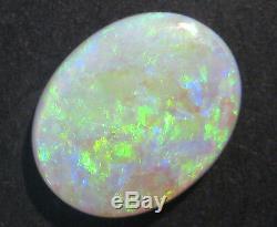 Cristal De Foudre Australien Naturel Taillé Dans La Masse 15 X 12 MM (2035)