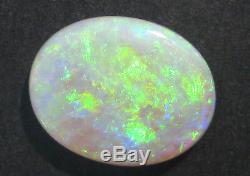 Cristal De Foudre Australien Opale Cristal Taillée Solide 15x12mm (2035)