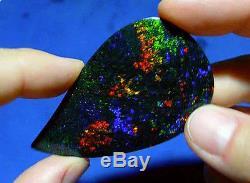 Énorme Fée Australienne D'opale Boulder 73.17ct