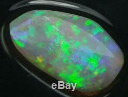 Foudre Ridge Gem Solid Opale Brute Unpolished Rub Cut 2,30 Ct + VID