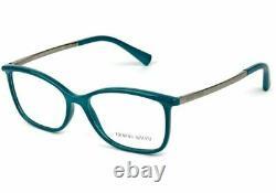 Lunettes De Vue Giorgio Armani Lens Ar7093 5447 Cadres Opal Aquamarine 53mm Rx-able