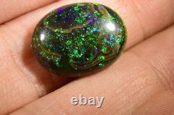 Magnifique! Australian Genuine Andamooka Solid Opal 6.59cts Prêt À Définir