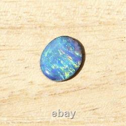 Opale De Boulder 2.03ct 10 X 8mm Opale Australienne Pierre Libre