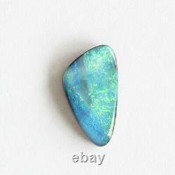 Opale De Boulder 2.15ct 14 X 7.8mm Opale Australienne Pierre Libre Naturelle Pleine