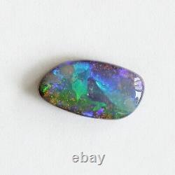 Opale De Boulder 4.60ct 16 X 8.8mm Opale Australienne Pierre Libre