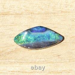 Opale De Boulder 5.41ct 20 X 9.6mm Opale Australienne Pierre Libre