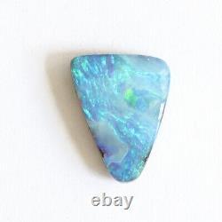 Opale De Boulder 5.48ct 15 X 12mm Opale Australienne Pierre Libre