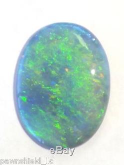 Pierres Naturelles Opales Noires Opales Noires Non Améliorées Assorties 12,48 Carats Tcw