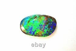 Superbe Naturel 15.16 Ct. 25x15 MM Queensland Solid Boulder Opale
