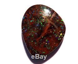 Véritable Pierre De Taille Massive Opale Australienne Du Queensland Boulder, 9ct (2342)