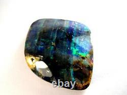 Very Big 36x28 MM Natural Solid 64.49 Ct. Queensland Boulder Opale