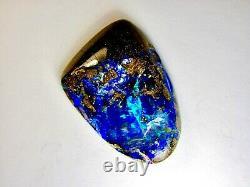 Very Big 42x31 MM Natural Solid 73.72 Ct. Queensland Boulder Opale