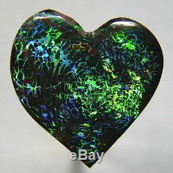 Vidéo Sur L'opale Boulder Matricielle Australienne Noire Noire Australienne De Greens Electric